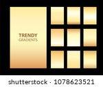 trendy ui metal gradients...