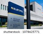 the hague  zuid holland  ... | Shutterstock . vector #1078625771