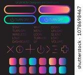 modern gradient ui ux app...