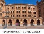 madrid  spain   january 24 ... | Shutterstock . vector #1078723565