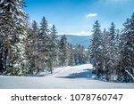beautiful nature and scenery... | Shutterstock . vector #1078760747