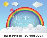 illustrations of love with...   Shutterstock .eps vector #1078850384