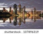 Australia Brisbane City Night