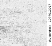 texture of dust  scratches  ink ... | Shutterstock . vector #1079013017