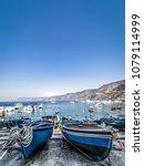 Small photo of Boats to Scilla, Calabria