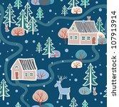 seamless pattern. seamless... | Shutterstock .eps vector #107913914