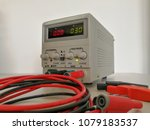 precise variable voltage and... | Shutterstock . vector #1079183537
