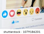 new york  usa   april 27  2018  ... | Shutterstock . vector #1079186201