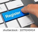 Register Pushing Keyboard With...