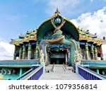 This Is Temple In Nakhorn...