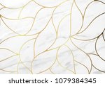marble with golden texture... | Shutterstock .eps vector #1079384345