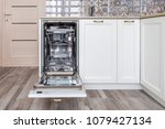 Build In Dishwasher With Opened ...