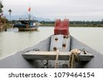 Asian Fishing Boat - Fine Art prints