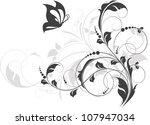 abstract vector background for... | Shutterstock .eps vector #107947034