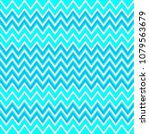 zigzag vector seamless pattern. ... | Shutterstock .eps vector #1079563679