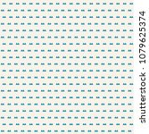 minimal blue monochrome simple... | Shutterstock .eps vector #1079625374
