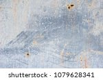 unevenly colored wall. paint... | Shutterstock . vector #1079628341