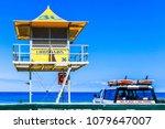 gold coast  australia  ... | Shutterstock . vector #1079647007
