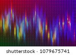 abstract vector finance  big... | Shutterstock .eps vector #1079675741