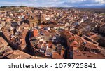 Small photo of View of Alfaro village and its Cathedral in La Rioja province, Spain