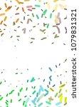 light multicolor  rainbow... | Shutterstock . vector #1079831321
