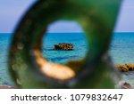Bermuda Sea Glass And Ocean Rock