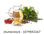 italian food   drink healthy... | Shutterstock . vector #1079852267