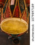 Small photo of Kendang, Gamelan - Javanese traditional percussion/music instrument, Indonesia