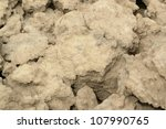 abstract background showing brown earth surface - stock photo