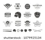 emblems and badges set of... | Shutterstock .eps vector #1079925134