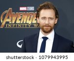 tom hiddleston at the premiere... | Shutterstock . vector #1079943995