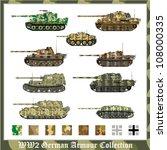 World War 2 German Armour...