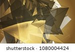 bright gold illustration with... | Shutterstock . vector #1080004424