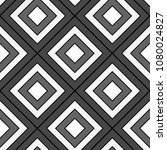 seamless geometric pattern with ... | Shutterstock .eps vector #1080024827