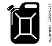 canister icon. simple... | Shutterstock . vector #1080041234