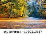 yedigoller or seven lakes... | Shutterstock . vector #1080113957