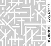 seamless diagonal line pattern. ... | Shutterstock .eps vector #1080170444