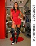 lana asanin  at the dans sara ... | Shutterstock . vector #108018029