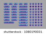 pixel art bright buttons....