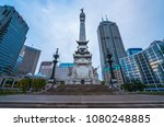 indiannapolis indiana usa. ... | Shutterstock . vector #1080248885