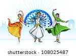Illustration Of Indian...