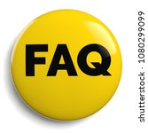 faq frequently asked questions... | Shutterstock . vector #1080299099