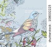 vector  illustration of a... | Shutterstock .eps vector #108032225