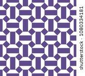 seamless geometric pattern of... | Shutterstock .eps vector #1080334181