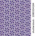 seamless geometric vector... | Shutterstock .eps vector #1080334184