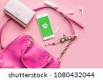 chiang mai  thailand   april 11 ... | Shutterstock . vector #1080432044