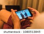 bangkok  thailand  30th april... | Shutterstock . vector #1080513845