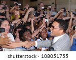 will smith  at the world... | Shutterstock . vector #108051755