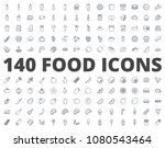food line icon pack raster... | Shutterstock . vector #1080543464