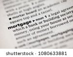 close up to the dictionary... | Shutterstock . vector #1080633881